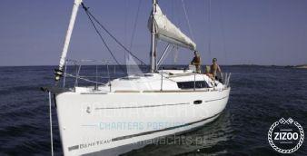 Sailboat Beneteau Oceanis 34 2014