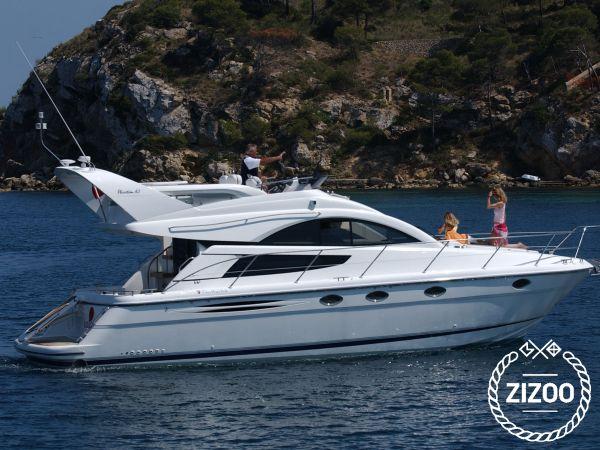 Motorboot Fairline Phantom 40 - 2010 (Umbau 2010)-0
