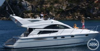 Motor boat Fairline Phantom 40 (2012)