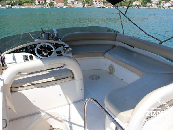 Motorboot Fairline Phantom 40 - 2010 (Umbau 2010)-1