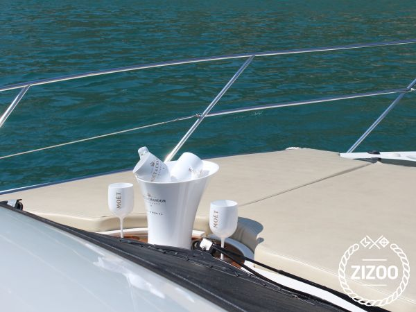 Motorboot Fairline Phantom 40 - 2010 (Umbau 2010)-2