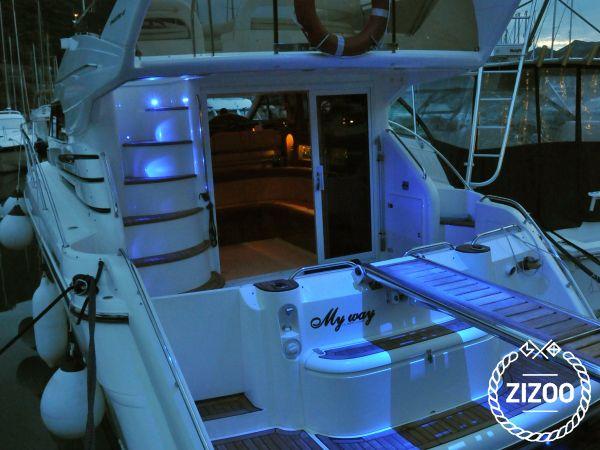 Motorboot Fairline Phantom 40 - 2010 (Umbau 2010)-3