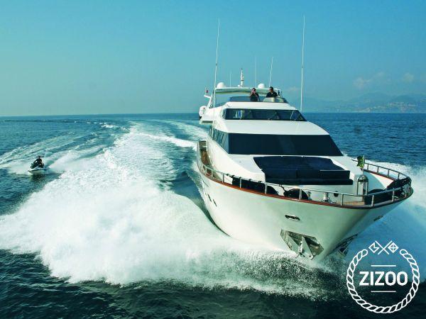 Motorboot Falcon 100 - 2000 (Umbau 2012)-0