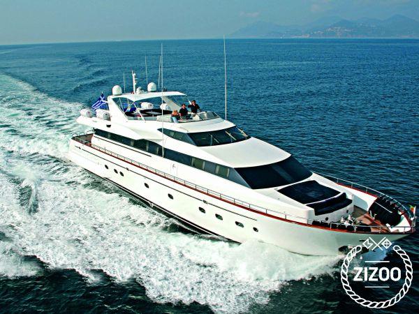 Motorboot Falcon 100 - 2000 (Umbau 2012)-1