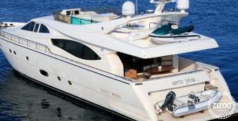 Motor boat Ferretti 760 2007