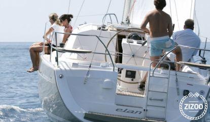 Segelboot Elan Impression 344 (2007)