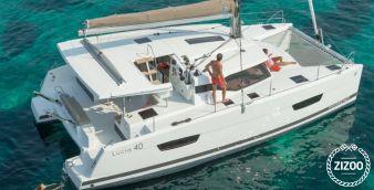 Catamarano Fountaine Pajot Lucia 40 2017