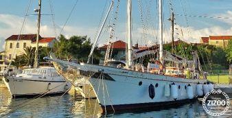 Segelboot Custom Built 1968