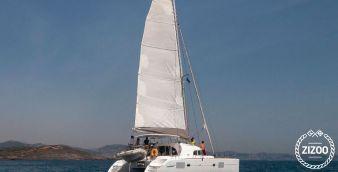 Catamaran Lagoon 380 S2 2003