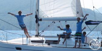 Segelboot Jeanneau Sun Odyssey 36 i 2010