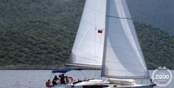 Sailboat Beneteau Cyclades 39.3 2008
