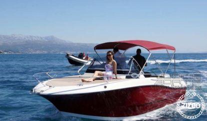 Speedboat Atlantic Marine 680 (2017)