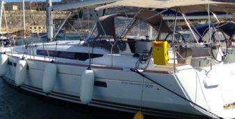 Segelboot Jeanneau 509 2013