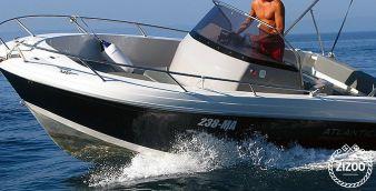 Speedboat Atlantic Marine 670 Open 2010