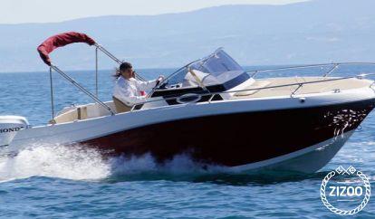 Barco a motor Atlantic Marine 655 Sun Cruiser (2016)