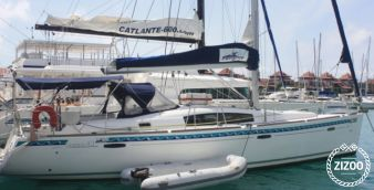 Sailboat Beneteau Oceanis 43 2008