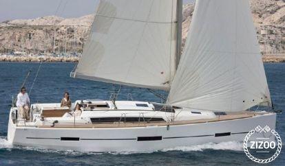 Segelboot Dufour 412 (2017)