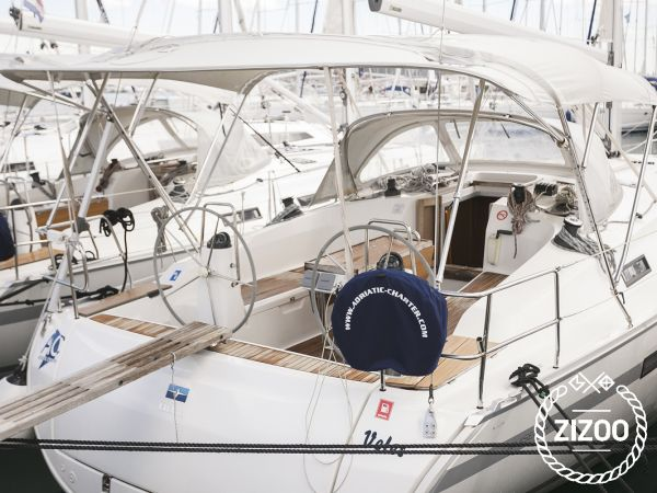 Barca a vela Bavaria Cruiser 40 (2013)-4