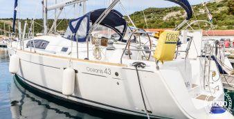 Segelboot Beneteau Oceanis 43 2010
