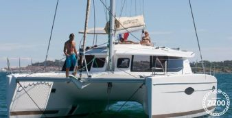 Catamarano Fountaine Pajot Helia 44 2013