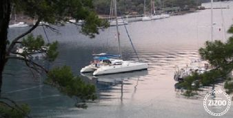 Catamarano Fountaine Pajot Athena 38 2002