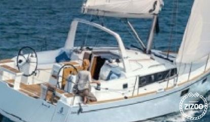 Sailboat Beneteau Oceanis 38.1 (2017)