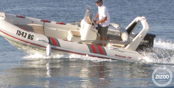 Speedboat Beneteau Barracuda 530 2014