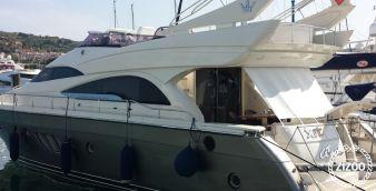 Motorboot Dominator 62 S 2008