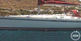 Sailboat Beneteau 45 2000