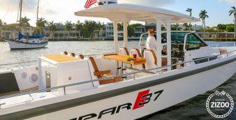 Motor boat Axopar 37 2016