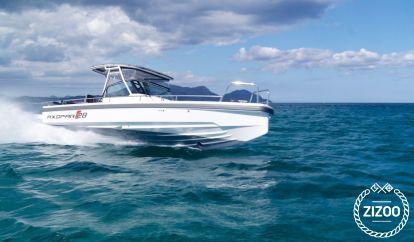 Sportboot Axopar 28 (2017)