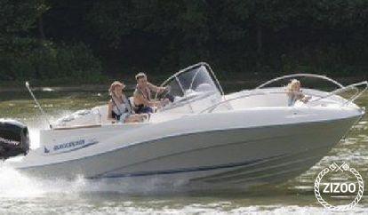 speedboat Quicksilver Commander 720 (2010)