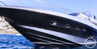 Motor boat POSILLIPO TECHNEMA FLY BRIDGE 80FT 2010