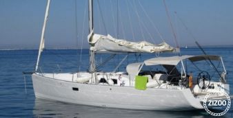 Segelboot Hanse 400 2012