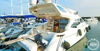 Motor boat Azimut 43 2008