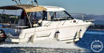 Motor boat Jeanneau Merry Fisher 755 2012