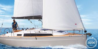 Sailboat Bavaria Cruiser 34 2017