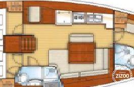 Segelboot Beneteau 43 2008