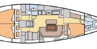 Segelboot Beneteau Oceanis 41.1 2002