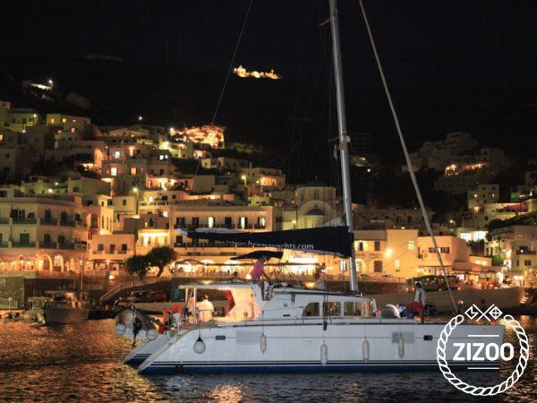 Catamarano Lagoon 440 - 2013 (raddobbo 2019)-4