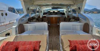Motorboot Leopard 27 1997