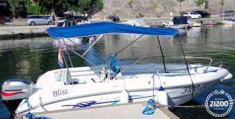 Rennboot Tušek Cobra 499F 2005