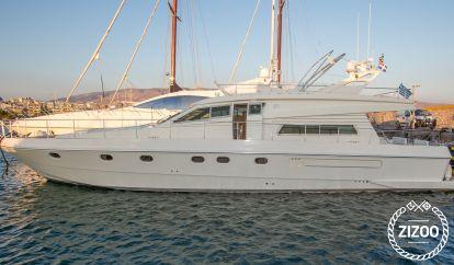 Motorboot Ferretti 58 (1999)