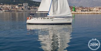 Sailboat Jeanneau Sun Odyssey 43 2002