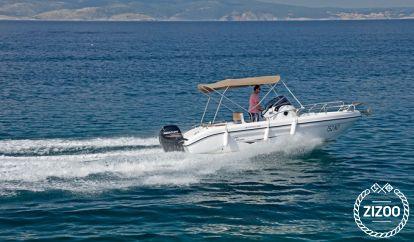 Motor boat Ranieri Shadow 22 (2014)