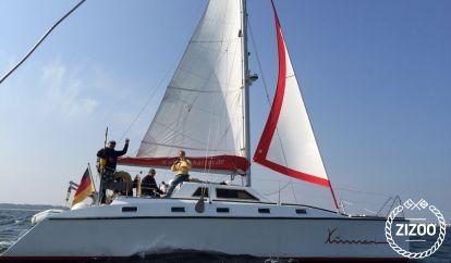 Catamaran Tonga 40 (2002)