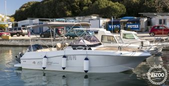 Motoscafo Atlantic Marine 655 Sun Cruiser 2016