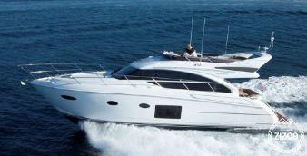 Motor boat Princess 52 2014