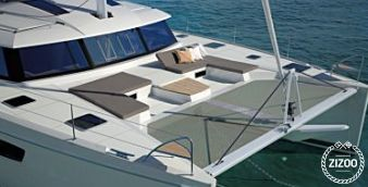 Catamaran Fountaine Pajot Saba 50 2015