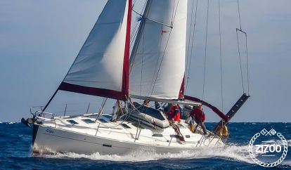 Sailboat Beneteau Oceanis 393 (2001)